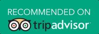 Recomended on Tripadvisor